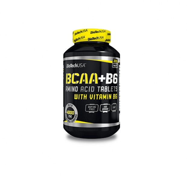 BCAA + B6 200 tabs