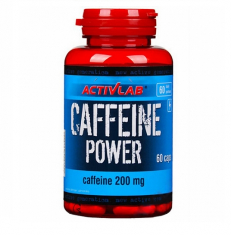 Caffeine Power 60 caps