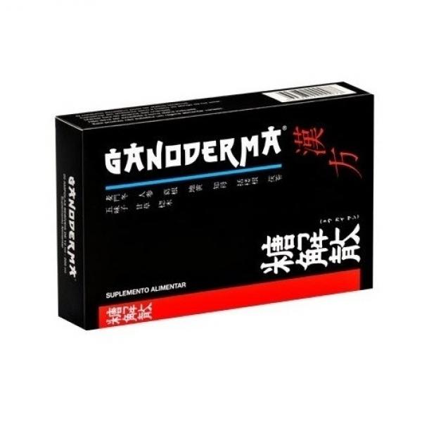 Ganoderma 20 ampolas