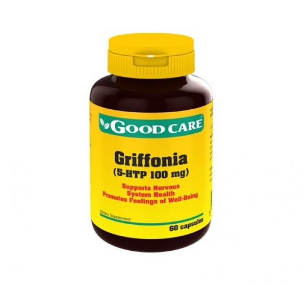 Griffonia 5-HTP 100 mg 60 caps