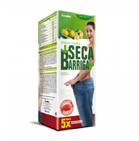 Seca Barriga Xarope 500 ml