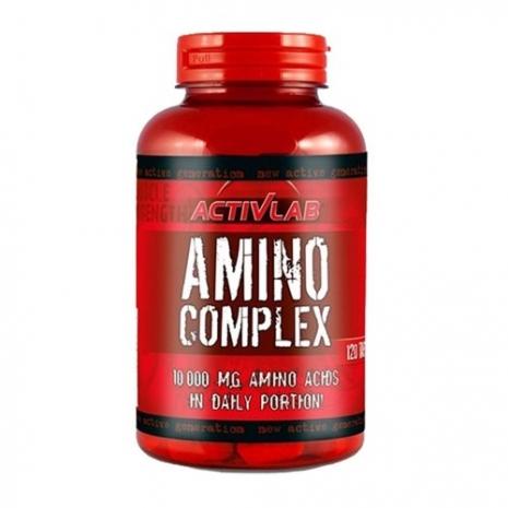 Amino Complex 120 tab