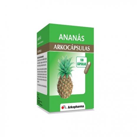 Arkocapsulas Ananás
