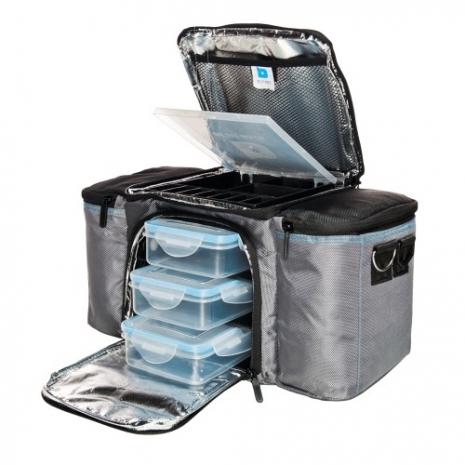 BeFit Bag 2.0 Grey Edition