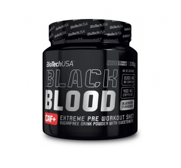 Black Blood CAF+