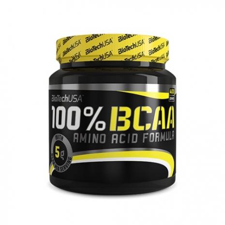 100% BCAA 400g