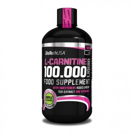 L-Carnitine 100,000 Liquid 500ml
