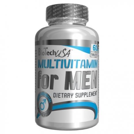 Multivitamínico para Homem 60 comprimidos