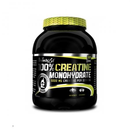 100% Creatine Monohydrate 500g