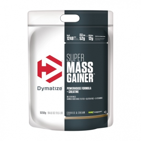 Super Mass Gainer Bag 12 lb (5.4 kg)
