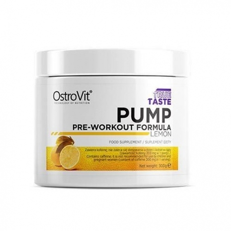 PUMP Pre-Workout 300 g
