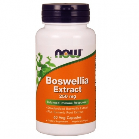 Boswellia Extract 250mg 60 vcaps