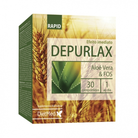 Depurlax Rapid 30 comp