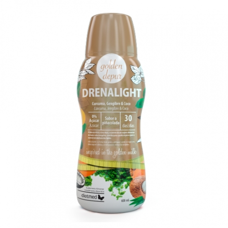 Drenalight Golden Depur 600ml
