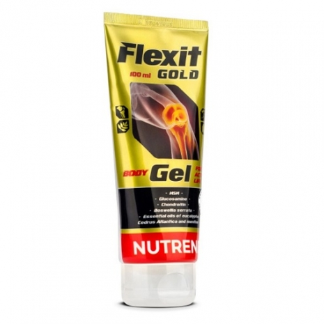 Flexit Gold Gel 100ml