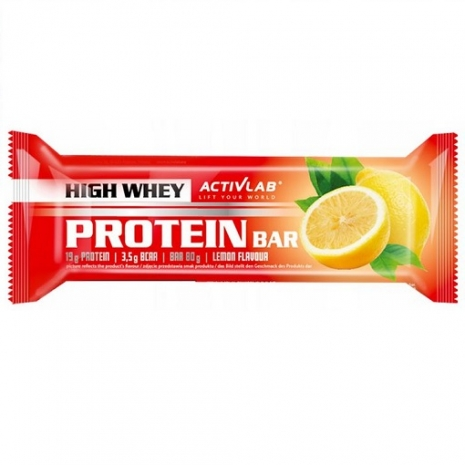 High Whey Protein Bar 80g