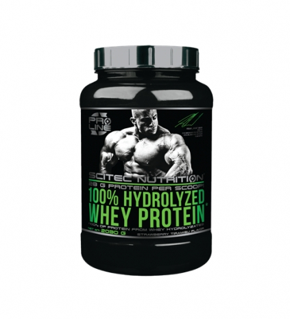 100% Hydrolyzed Whey Protein 2030g