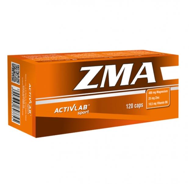 ZMA 120 caps