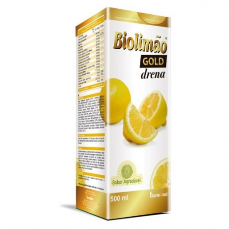 Biolimão Gold Drena 500ml