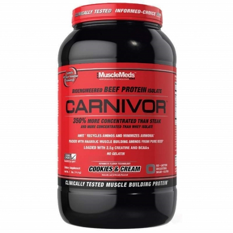 Carnivor Beef Protein Isolate 1019.2g