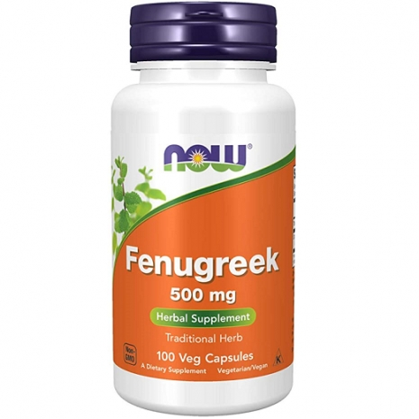 Fenugreek 500mg 100vcaps