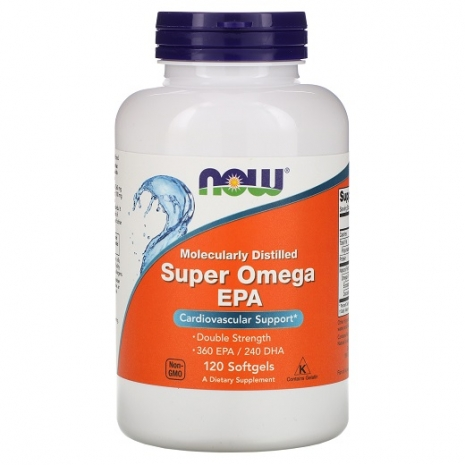 Super Omega EPA 120 softgels