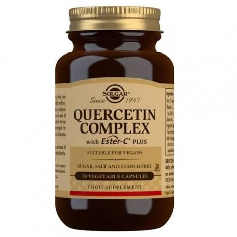 Quercetin Complex 50 cápsulas