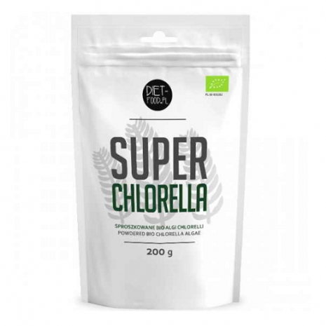 Super Chlorella 200g