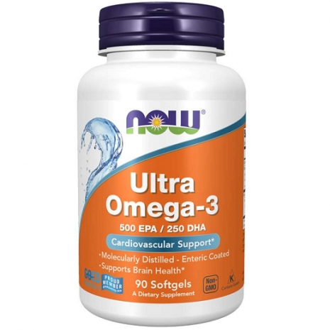 Ultra Omega-3 90 softgels