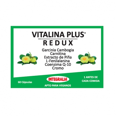 Vitalina Plus Redux 60caps