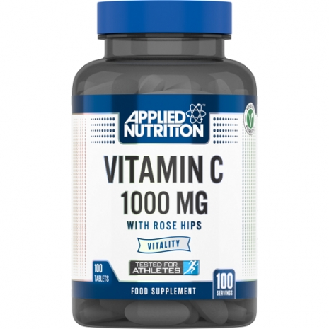 Vitamin C with Rose Hips 1000mg 100comp