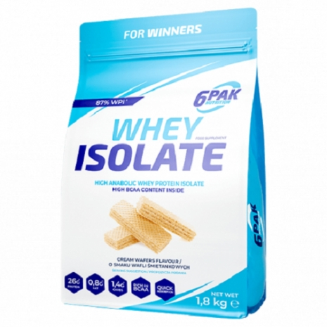 Whey Isolate 1.8kg