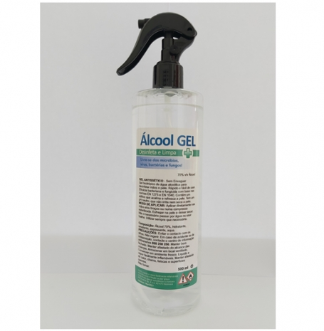 Álcool Gel ISP 70% 250ml