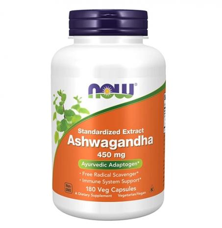 Ashwagandha 450mg 180vcaps