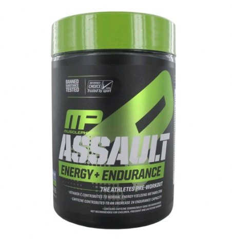 Assault Energy + Endurance 345g