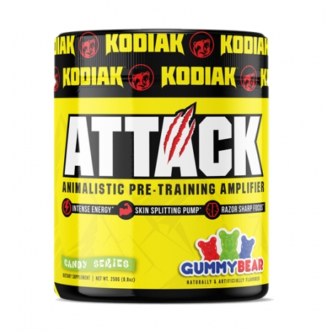 ATTACK Animalistic Pre-Training 25 servs
