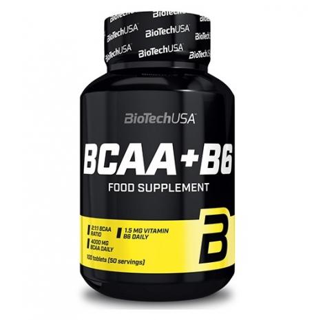 BCAA + B6 100 tabs