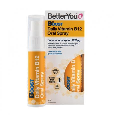 Boost B12 Oral Spray 25 ml