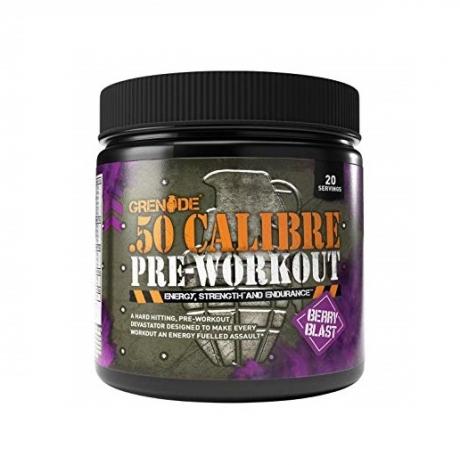 50 Calibre Pre-Workout 232g