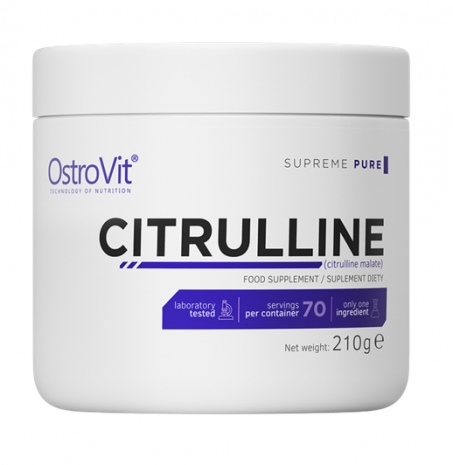 Supreme Pure Citrulline 210g