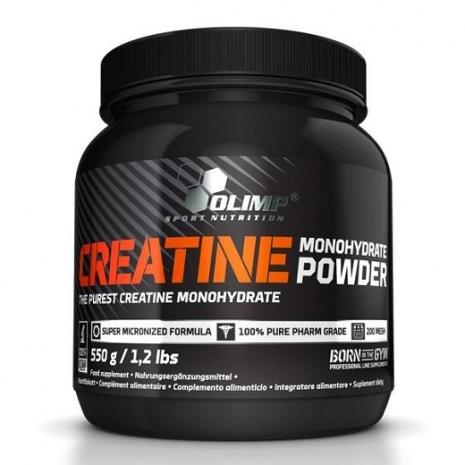Creatine Monohydrate Powder 550g