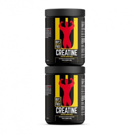 Creatine Powder 200 g + 200 g Free