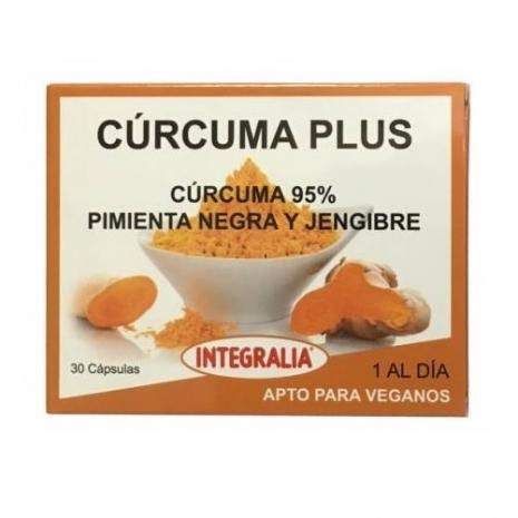 Cúrcuma Plus 30 caps