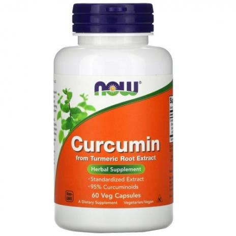 Curcumin 60 veg caps