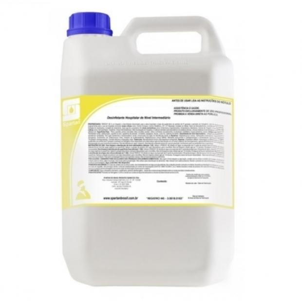 Detergente Desinfetante Aplicação Direta BF Spray 5L
