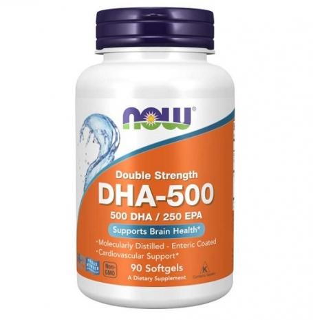 DHA-500 90 cápsulas