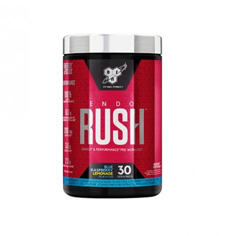 Endorush Energy & Performance Pre-Workout 30 servings
