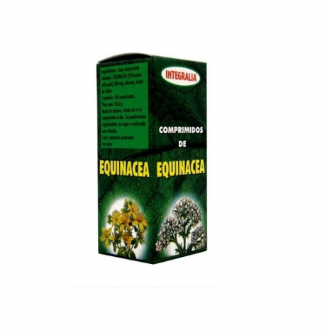 Equinácea 500mg 60comp.