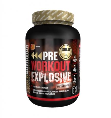 Pre-Workout Explosive 1 kg