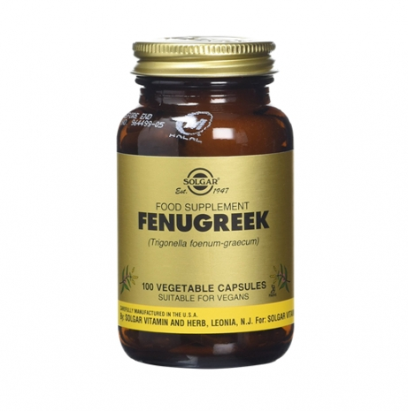 Fenugreek 100 vcaps